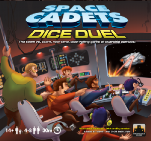Space Cadets : Dice Duel
